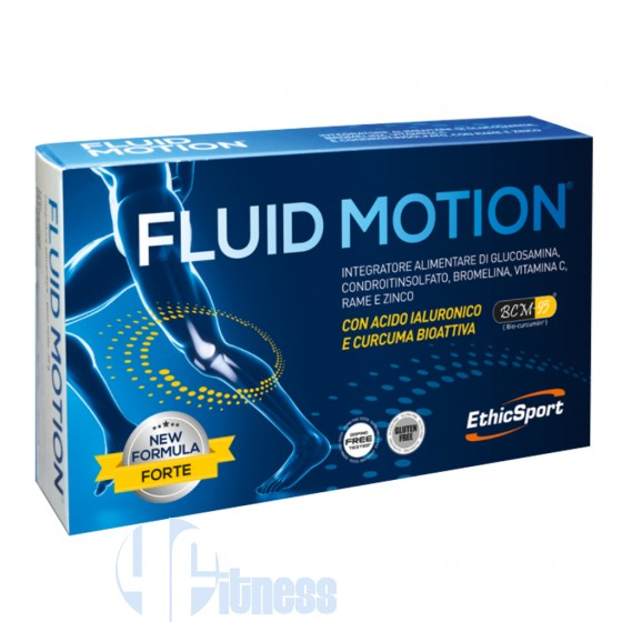 Ethic Sport Fluid Motion Supplementi per Articolazioni