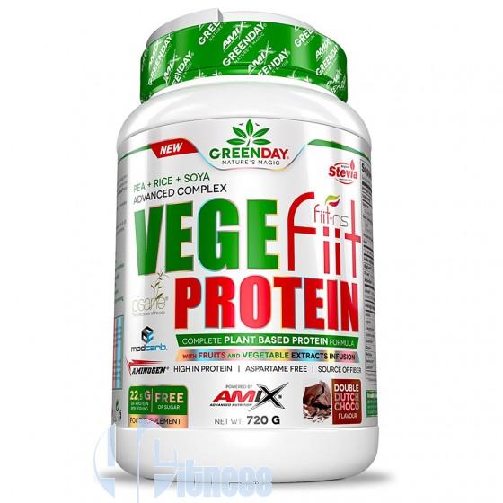 Why Nature Veg Protein Proteine Naturali per Vegani