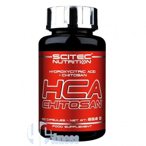 Scitec Nutrition Hca Chitosan Termogenici Senza Caffeina