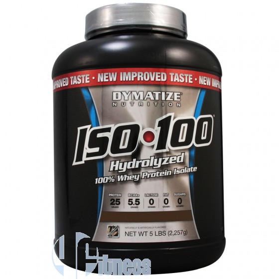 Dymatize Iso-100 Whey Protein Proteine del Latte