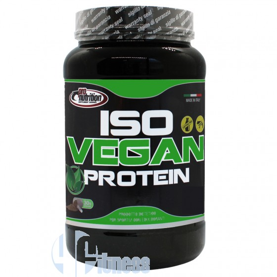 Pro Nutrition Iso Vegan Proteine Vegetali