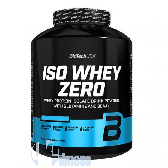 Biotech Usa Iso Whey Zero Proteine Isolate e Idrolizzate