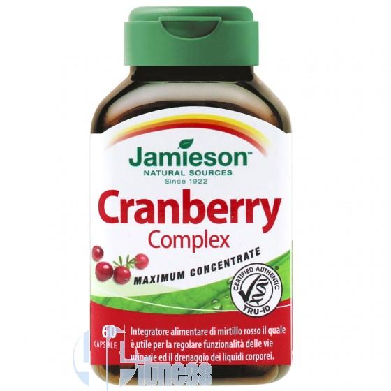 Jamieson Cranberry Complex Depurativi Naturali