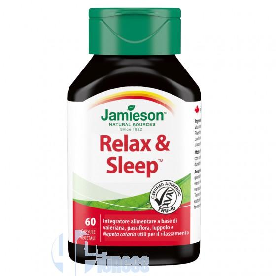Jamieson Relax and Sleep Prodotti Erboristici