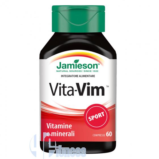 Jamieson Vita Vim Sport Vitamine Minerali Antiossidanti
