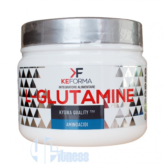Keforma L-Glutamine Aminoacidi e Glutammina