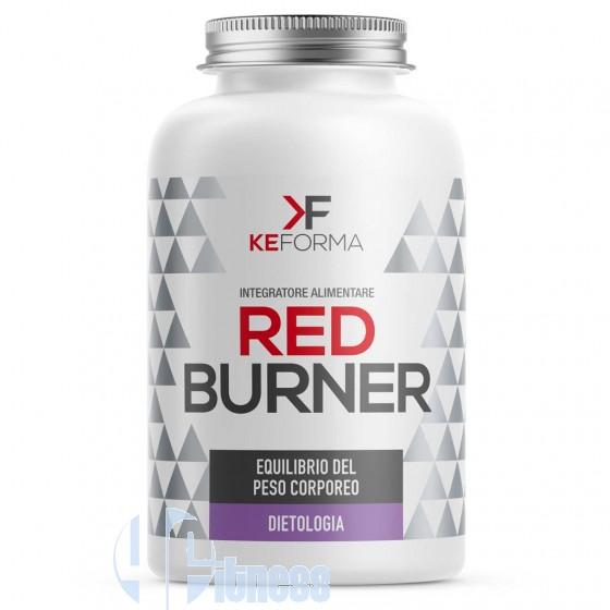 Keforma Red Burner Termogenici con Caffeina