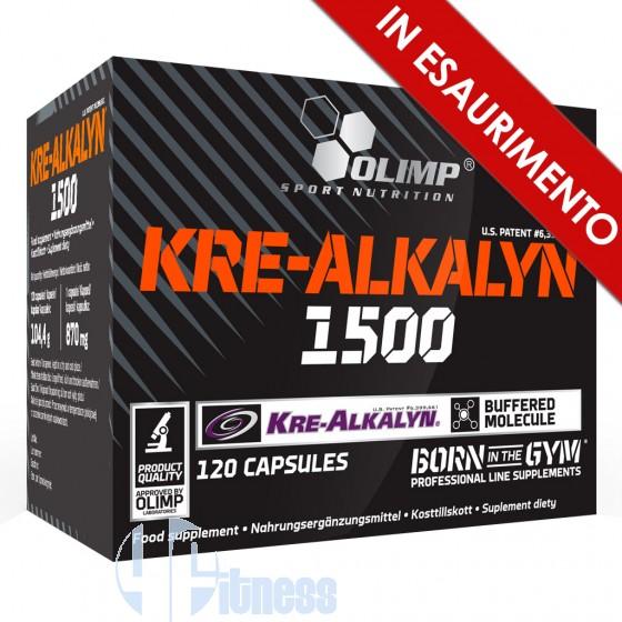 Olimp Kre-Alkalyn 1500 Creatina Alcalina