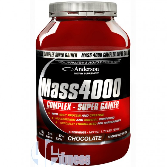 MASS COMPLEX 4000 1,2 KG