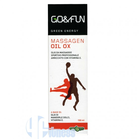 MASSAGEN OIL OX 150 ML