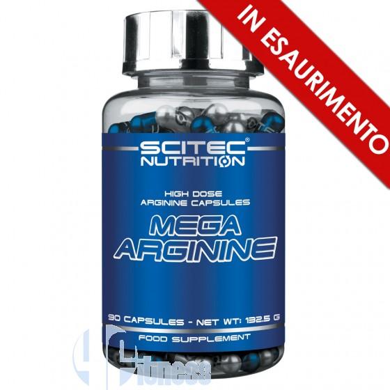 Scitec Nutrition Mega Arginine Stimolanti ed Ergogenici