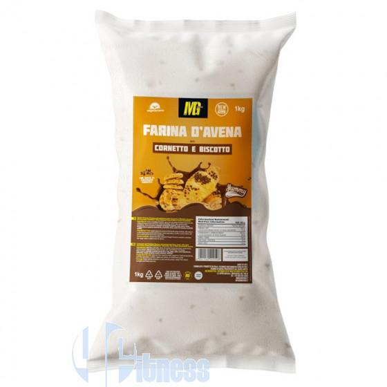 Mg Food Farina di Avena Yummy Line 1 Kg