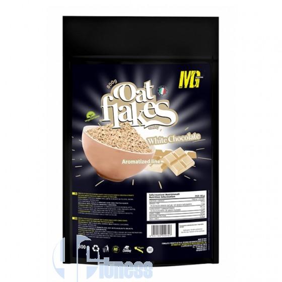 Mg Food Fiocchi di Avena Baby Aromatizzati Alimenti Integrali