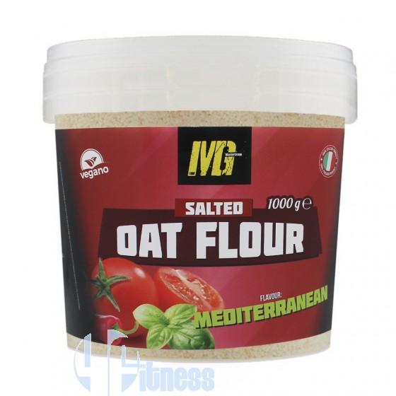 Mg Food Salted Oat Flour Farina d'Avena Alimenti Integrali