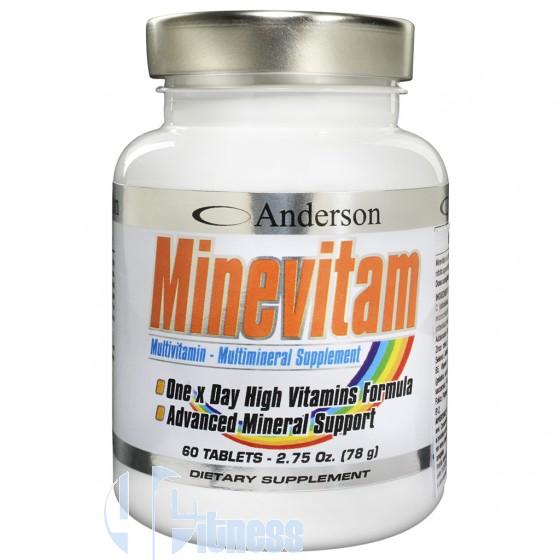 Anderson Minevitam Vitamine e Minerali