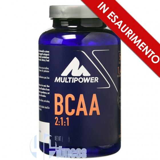 Multipower Bcaa Aminoacidi Ramificati