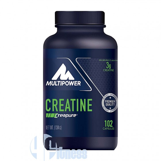 Multipower Creatine Capsule Creatina Pura