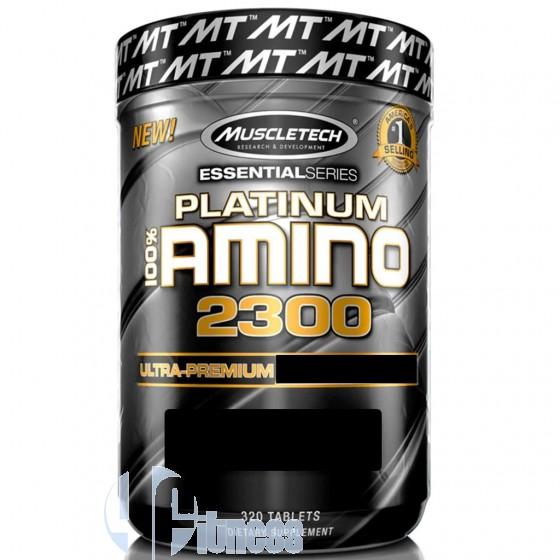 Muscletech Platinum 100% Amino 2300 Pool di Aminoacidi