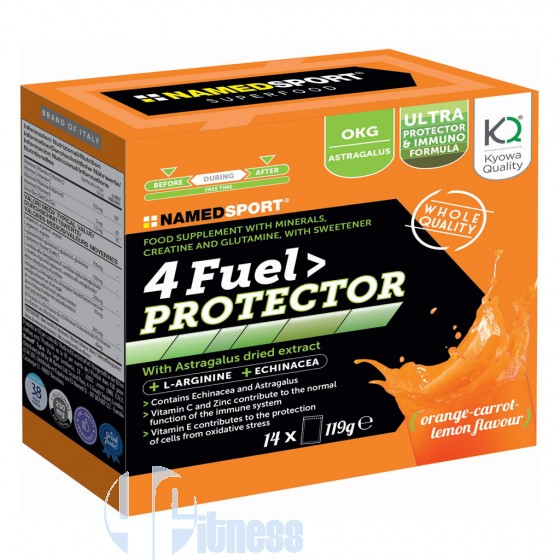 Named 4 Fuel Sport Post-Workout