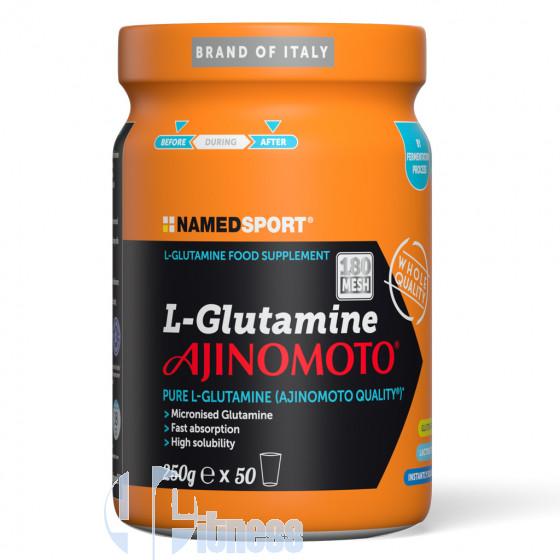 Named L-Glutammina Aminoacidi