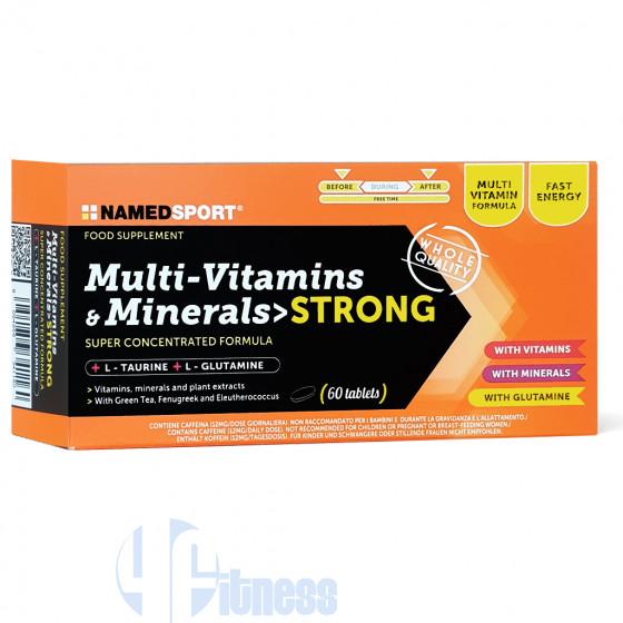 Named Ar-Fit Formula Vitamine e Minerali