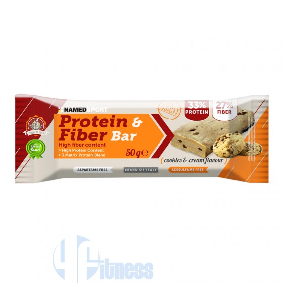 Named Sport Protein & Fiber Bar Barretta Proteica