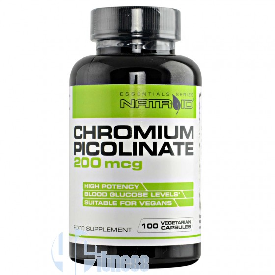 Natroid Chormium Picolinate Vitamine Minerali Antiossidanti
