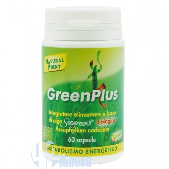 Natural Point Green Plus Prodotti Erboristici