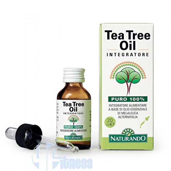Vividus Tea Tree Oil Capsule Prodotti Erboristici