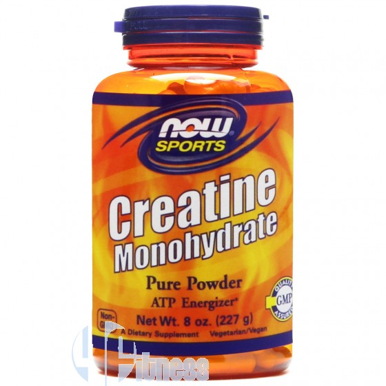 Now Foods Creatine Monohydrate Creatina Pura