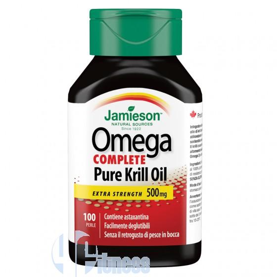 Jamieson Omega 3 Complete Super Krill Acidi Grassi Omega-3