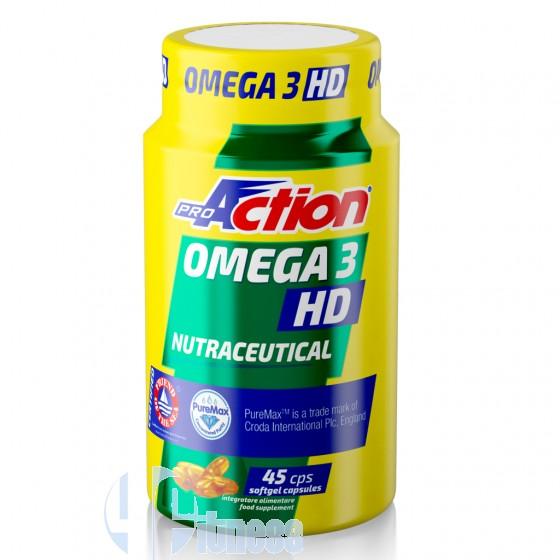 ProAction Omega 3 HD Acidi Grassi Omega-3