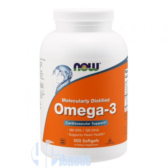 Now Foods Omega-3 Acidi Grassi Omega-3