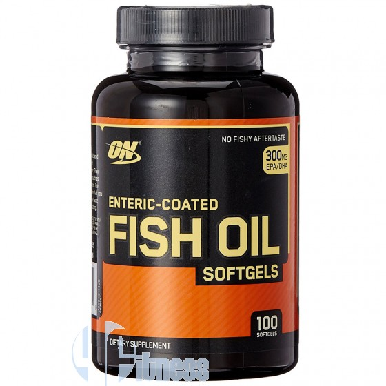Optimum Fish Oil Acidi Grassi Omega-3