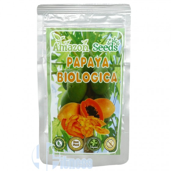 Amazon Seeds Mirtillo Nero in Polvere Biologico Prodotti Erboristici