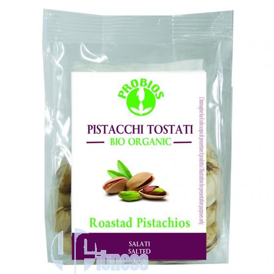 PISTACCHI TOSTATI 125 GR