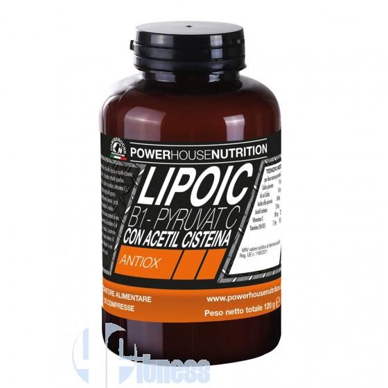 Power House Lipoic B1 Pyruvat C