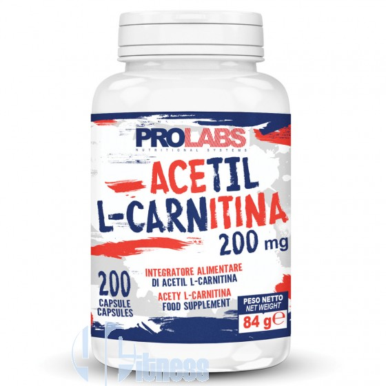 Prolabs Acetil L-Carnitina Termogenico Energetico