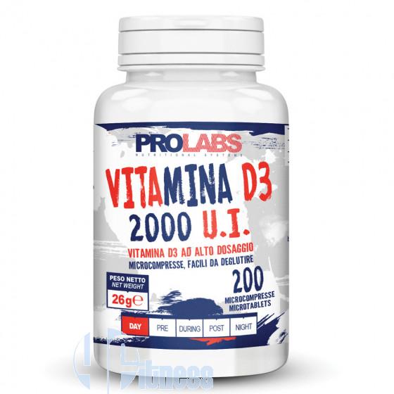 Eurosup Vitamina D3 1000 UI Vitamine Minerali Antiossidanti