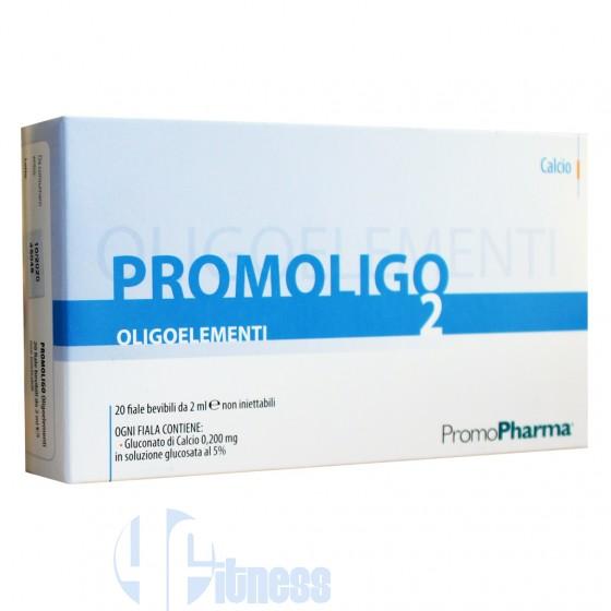 PromoPharma Promoligo 2 - Calcio Vitamine e Minerali