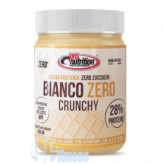 PRO NUTRITION BIANCO ZERO CRUNCHY 350 GR