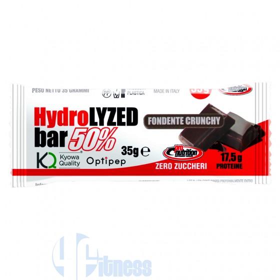 Pro Nutrition Hydrolyzed Bar 50% Barrette Proteiche