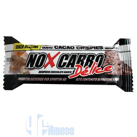 Pro Nutrition Nox Carbo Delice Ricoperta Barrette Proteiche