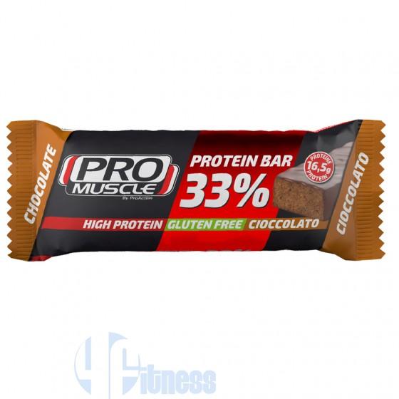 ProMuscle Protein Bar 33% Barrette Proteiche