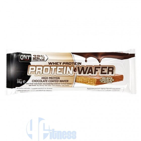 Qnt Protein Wafer Snack Proteico