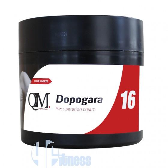 Qm Sports Recuperation Cream Dopo-Gara Crema per Sportivi