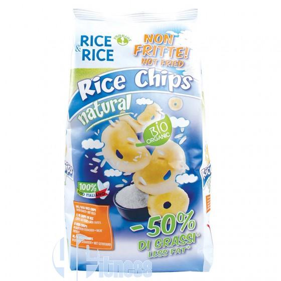 RICE CHIPS 100 GR
