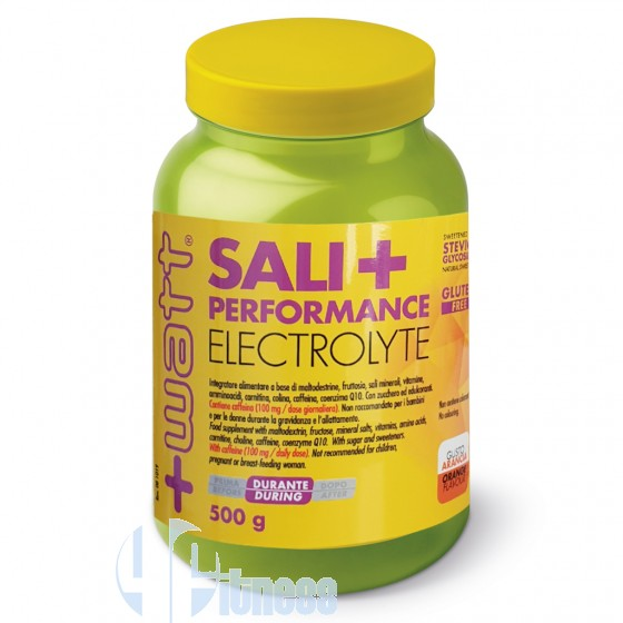 +Watt Sali+ Performance Electrolyte Energetici e Sali Minerali