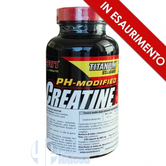 San PH-Modified Creatine Creatina Tamponata