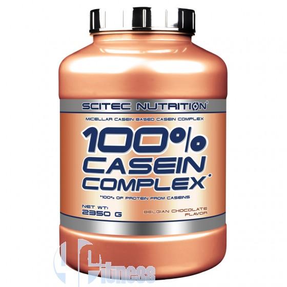 Scitec Nutrition 100% Casein Complex Proteine a Lento Rilascio